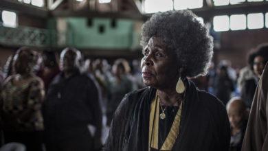 Photo of Mama Dorothy Masuka has done her part