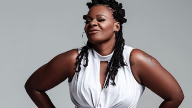 Photo of Watch! Judith Sephuma Showing Us Her Beast Mode At The Gym