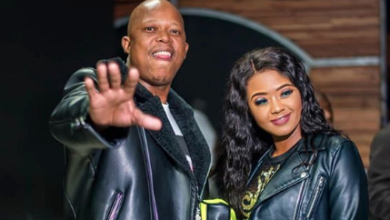Photo of Watch! Babes Wodumo & Mampintsha's Dance Routen Is The Cutest Thing
