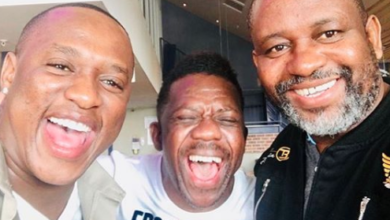 Photo of RevBenjamin Dube's Experience Meeting Up With Jub Jub Will Have You Chuckling