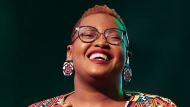 Photo of Pics! Ntokozo Shows Unity Through Worship & By Appreciating Her Hosts In Ghana