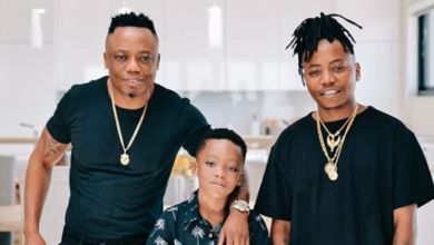"""Photo of """"He Needs All The Support"""": DJ Tira Shows Some Love To His Son With His Upcoming Single """"London"""""""