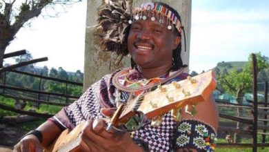 "Photo of Maskandi Artist Mfiliseni: ""Piracy Destroyed Music"""