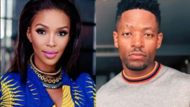 Photo of Watch! Nhlanhla Congratulates Prince Kaybee On The Hunters Cider Summer Campaign